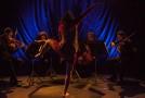 Bárbara Barbará e Quarteto Carybé, foto de Leto Carvalho